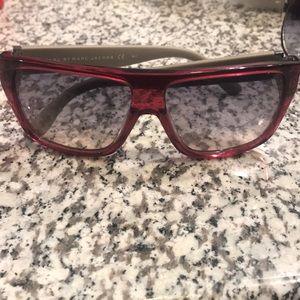 Marc Jacobs square frame sunglasses